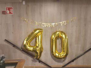 Pur-ait Oy 40 vuotta